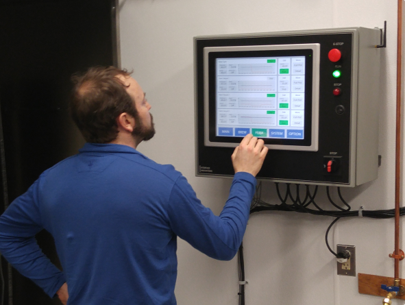 Interface Innovations :: Brewery Control Panels